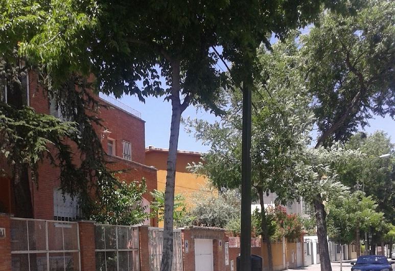 Chalet Jardín CENTRO MADRID, Madrid, Front of property