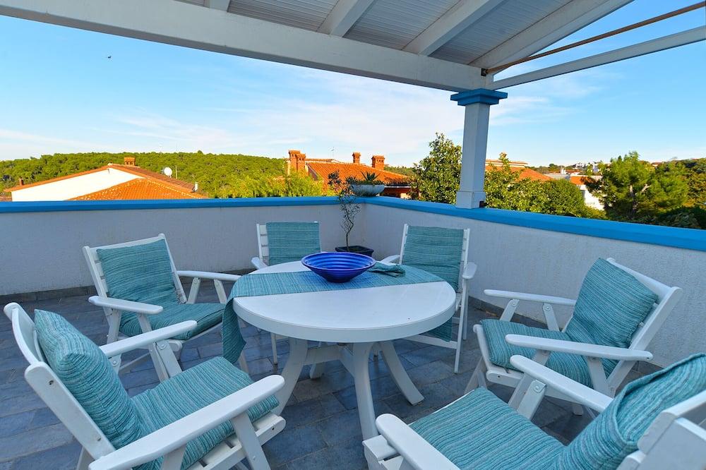 Apartment, 3 Bedrooms (1039/3742) - Balkoni