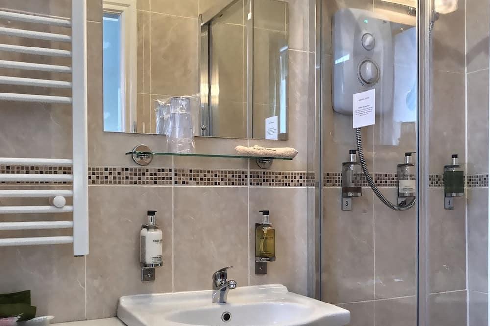 Room, Ground Floor (Coverdale Small Double ) - Bilik mandi
