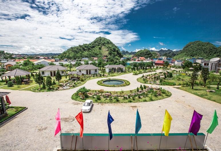 Thao Nguyen Resort, Moc Chau, Fassaad