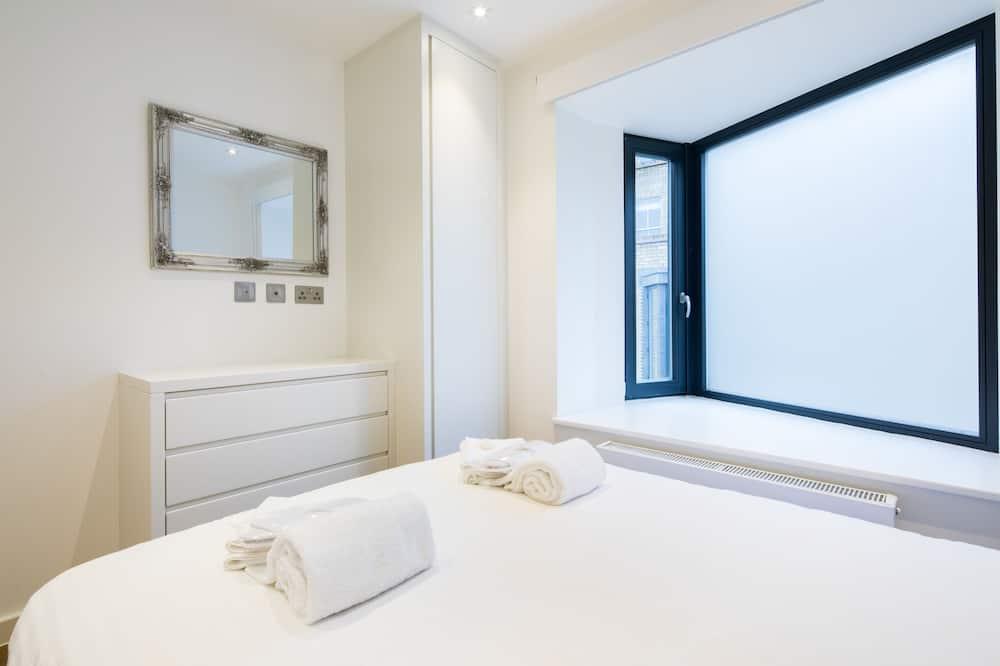 Apartamentai, 2 miegamieji, Nerūkantiesiems, virtuvė - Kambarys