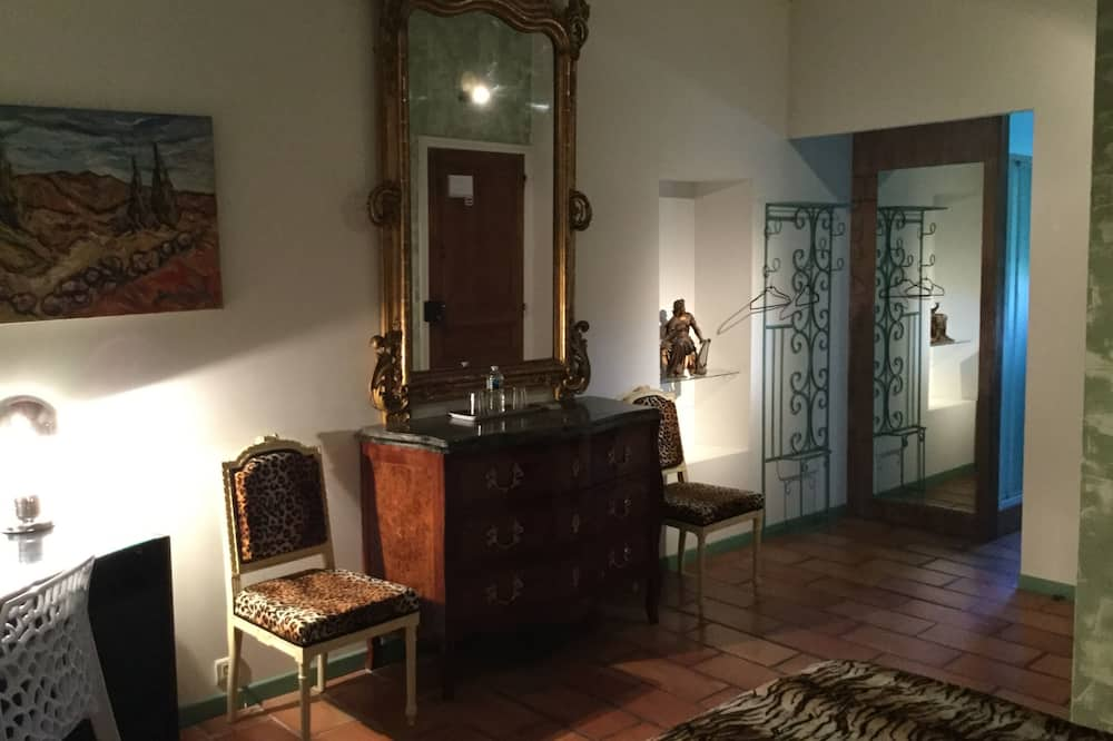 Dvojlôžková izba typu Comfort - Obývacie priestory