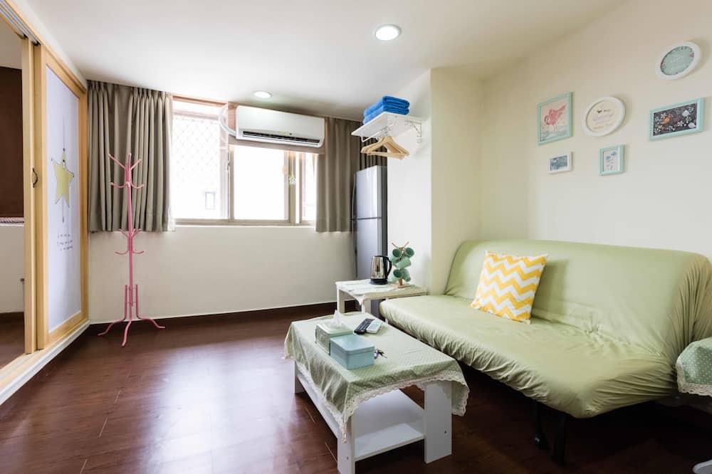 由民宿指定房型 (不提供每日清潔服務) - 客廳