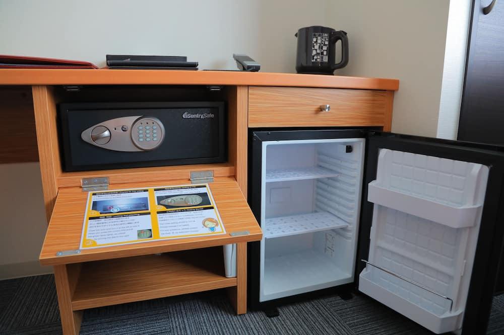 Superior szoba két külön ággyal, kilátással a hegyre (For single use, w/Sukiyaki dinner) - Mini-hűtőszekrény