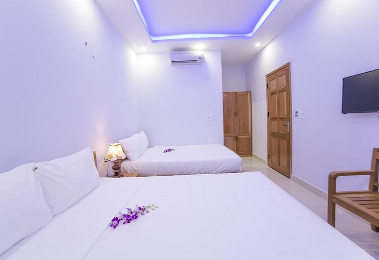 Summer Beach, Da Nang, Négyágyas szoba, ablakok nélkül, Vendégszoba
