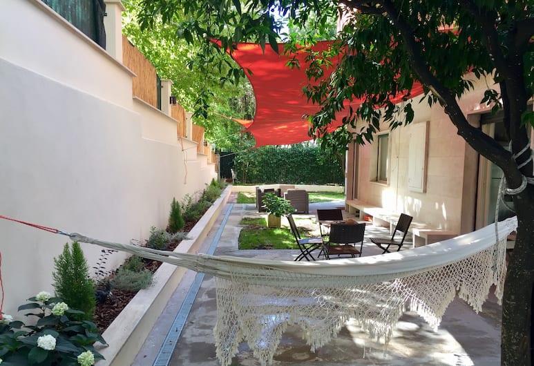 Rome Pousada, Rím, Apartmán typu Comfort, 3 spálne, Terasa