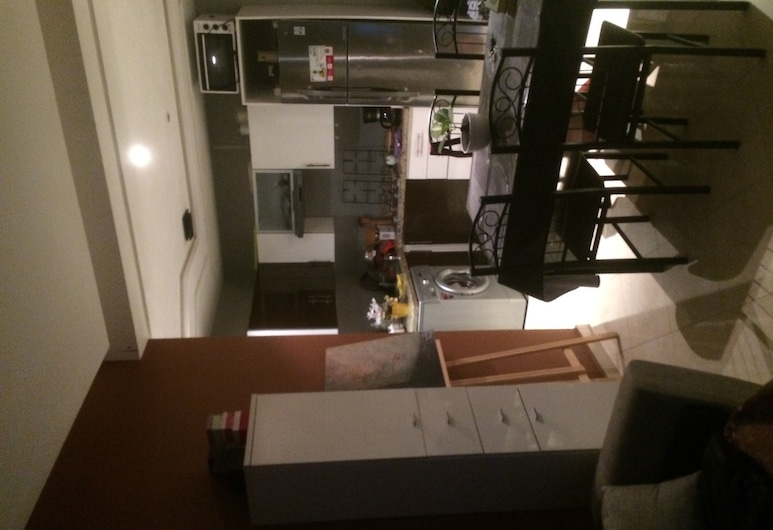 Modern Flat - Adults Only , Rabat, Deluxe apartman, 1 spavaća soba, Dnevni boravak
