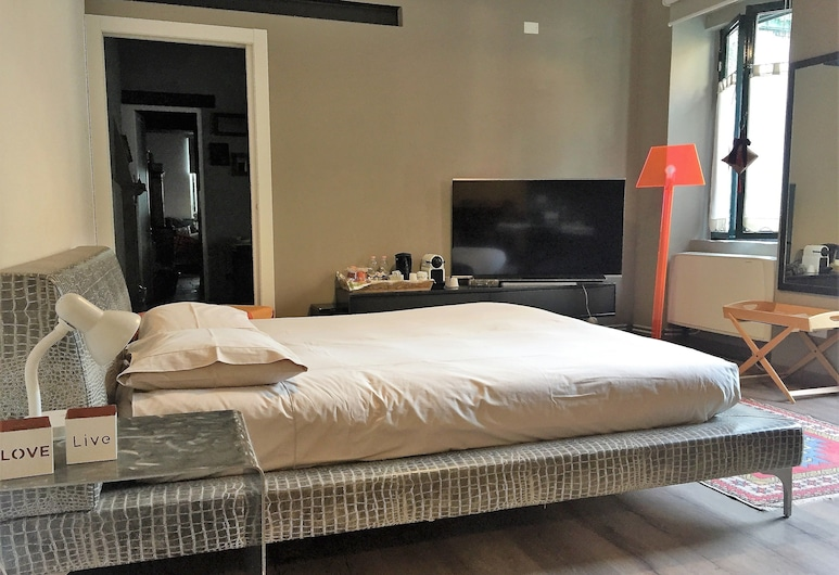 Casa La Ringhera, Cesano Maderno, Chambre Double Confort, salle de bains privée, Chambre