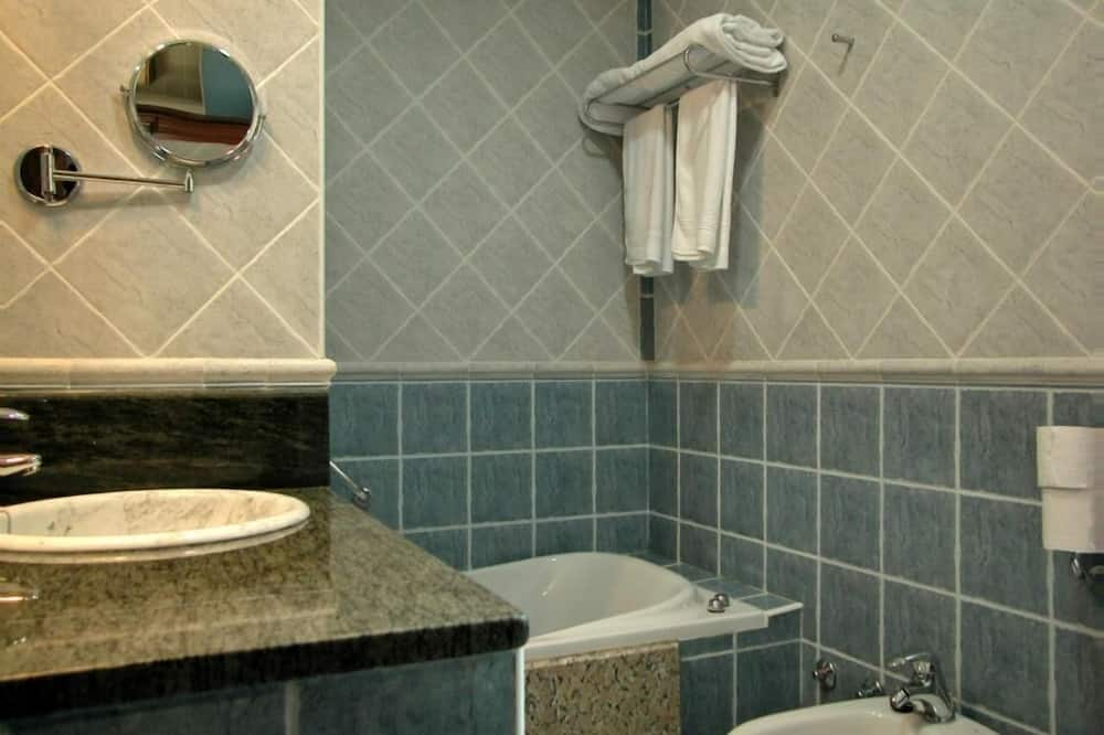 Dvivietis kambarys (Private Spa) - Vonios kambarys
