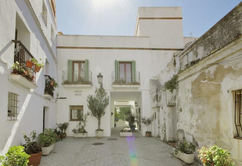 Hostal Gravina, Tarifa, Courtyard