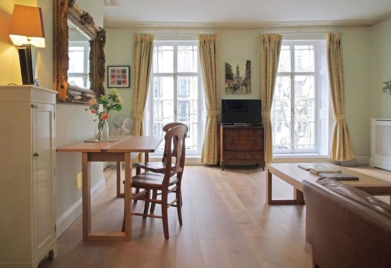 The London Agent Covent Garden, Londen, Appartement, 2 slaapkamers, Woonkamer