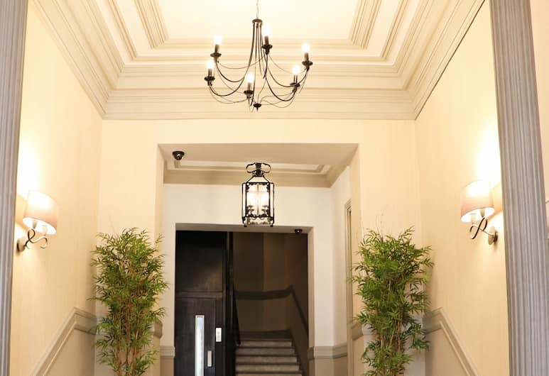 Apto. de diseño Puerta del Sol 9, Madrid, Entrée intérieure