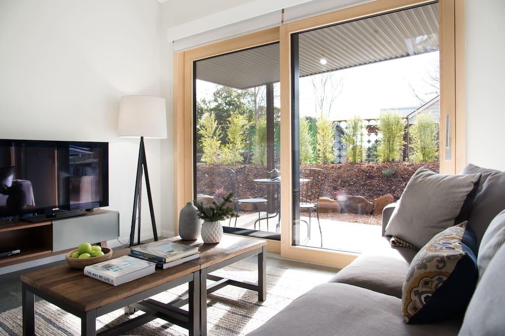 Ev, 2 Yatak Odası - Oturma Odası