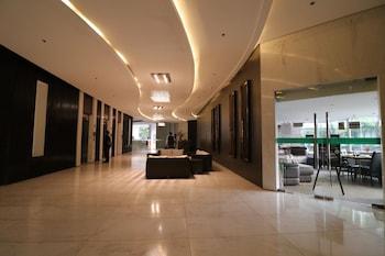 A(z) Oasis Regency at Fort Victoria BGC hotel fényképe itt: Taguig