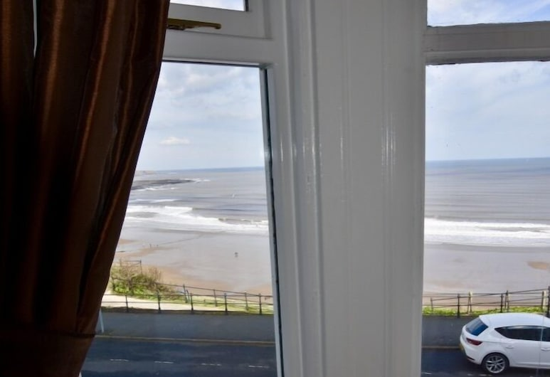Marlborough Seafront Holiday Apartments, Scarborough, Apartment, 2 Bedrooms, Sea View (First Floor), View from room