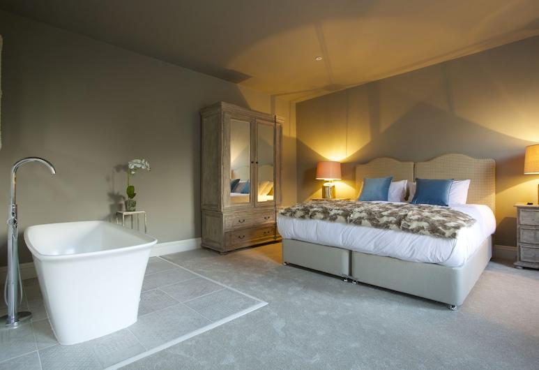 The Northgate, ברי סנט אדמונדס, חדר אקזקיוטיב זוגי או טווין, חדר אורחים