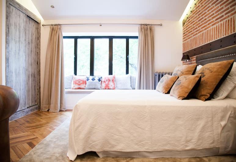 Apartamento García Paredes, Madrid, Deluxe Suite, Room