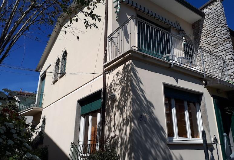 Il Mirto, Viareggio, Exterior