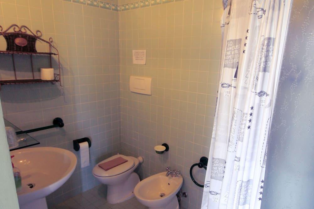 Tek Büyük Yataklı Oda (Verde) - Banyo