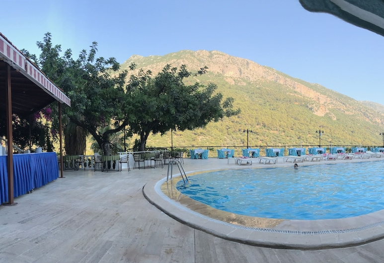 Aygul Hotel, Fethiye, Alberca al aire libre