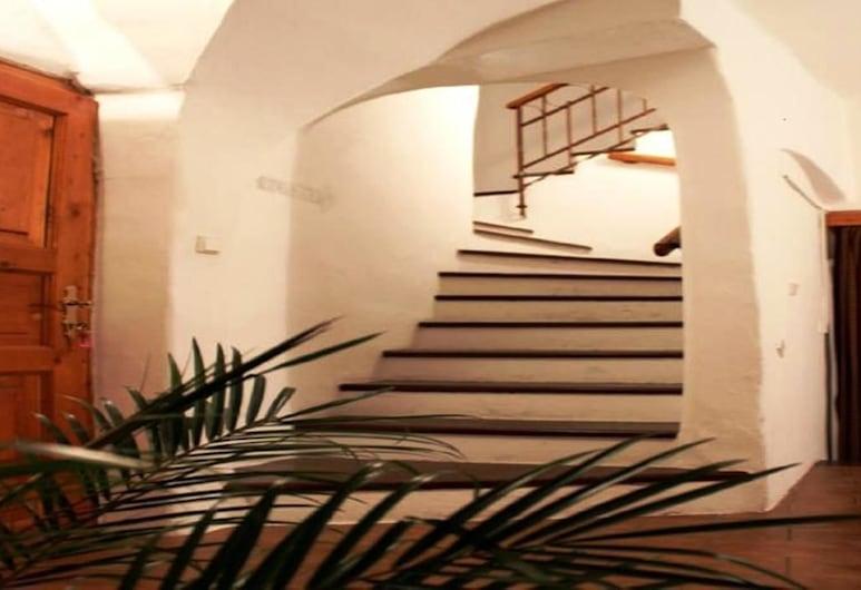 Mini Hotel Abraka, Cesky Krumlov, Reception