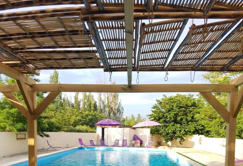 Hotel Carina, Apt, Outdoor Pool