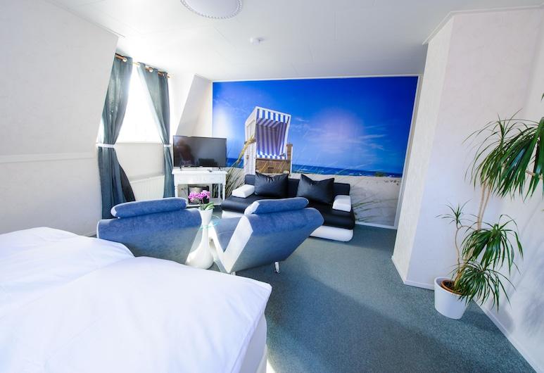 Hotel Forsthaus Sellin, Sellin, Superior-Doppelzimmer, 1 Queen-Bett, Zimmer