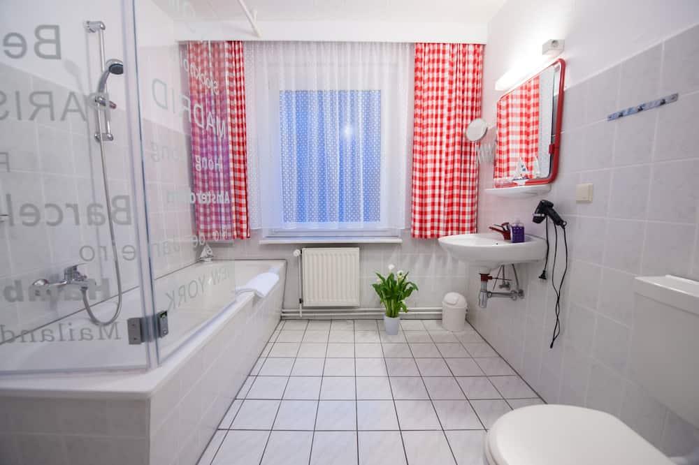 Двомісний номер категорії «Економ» - Ванна кімната