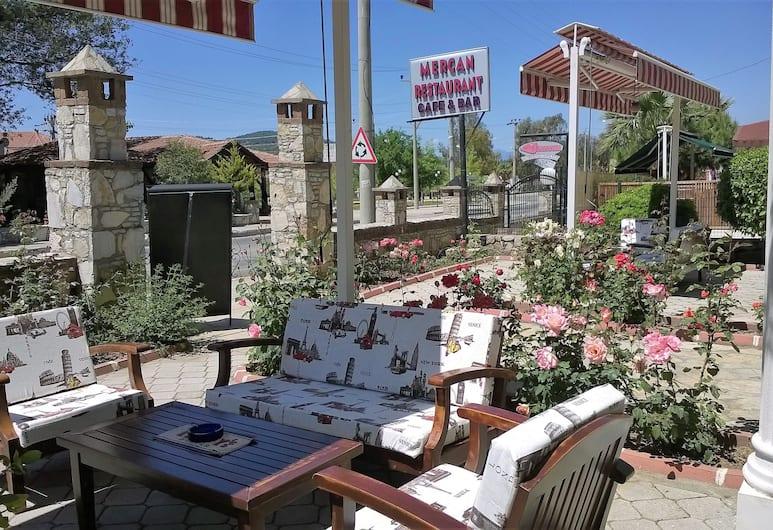 Cennet Hotel, Fethiye, Teras/Veranda