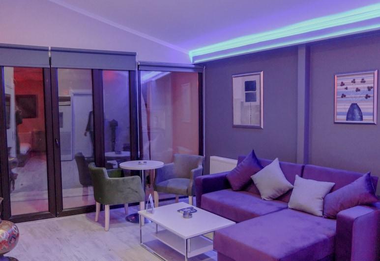 Chez Bore Boutique Hotel, Istanbul, Phòng Suite Deluxe, Phòng