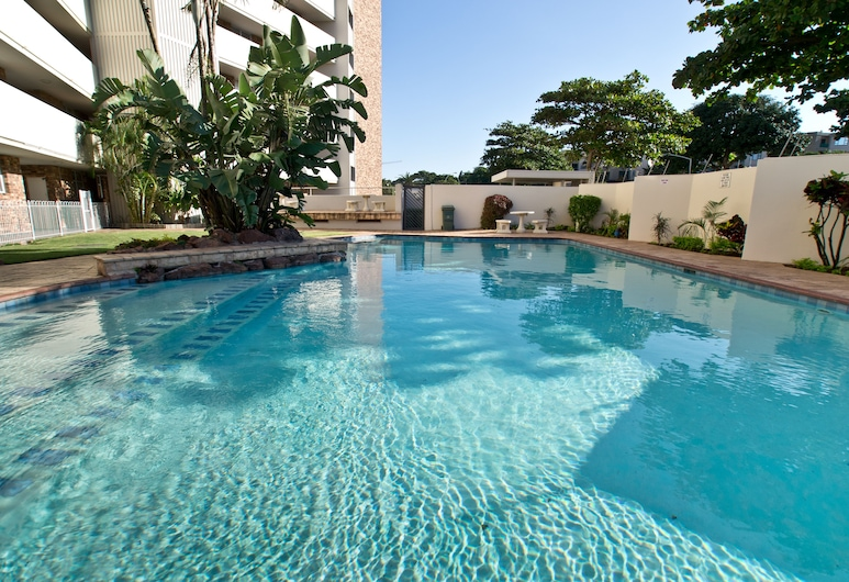34 Sea Lodge, Umhlanga, Outdoor Pool
