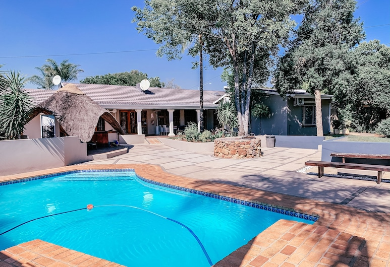 Bosau Guest House, Pretoria, Outdoor Pool