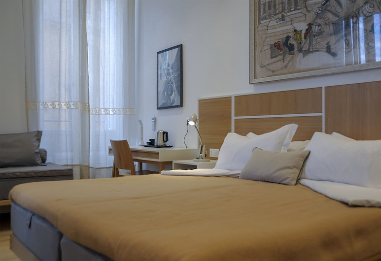 Roma Vespahouse, Rome, Room (#3 Faro Basso), Guest Room View