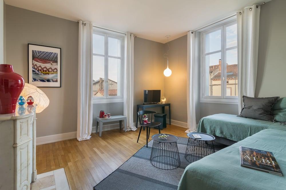 Suite (Suite Zen) - Living Area