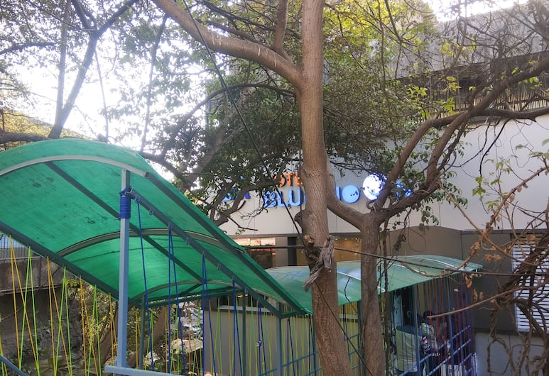 Treebo Trend Blue Moon, Mumbai, Pohľad na hotel