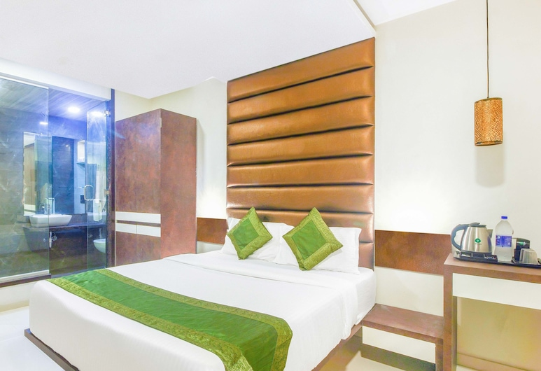 Treebo Trend Blue Moon, Mumbai, Deluxe Room, Guest Room