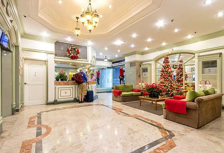 Boutique Rooms in Condo Hotel, Makati, Lobi
