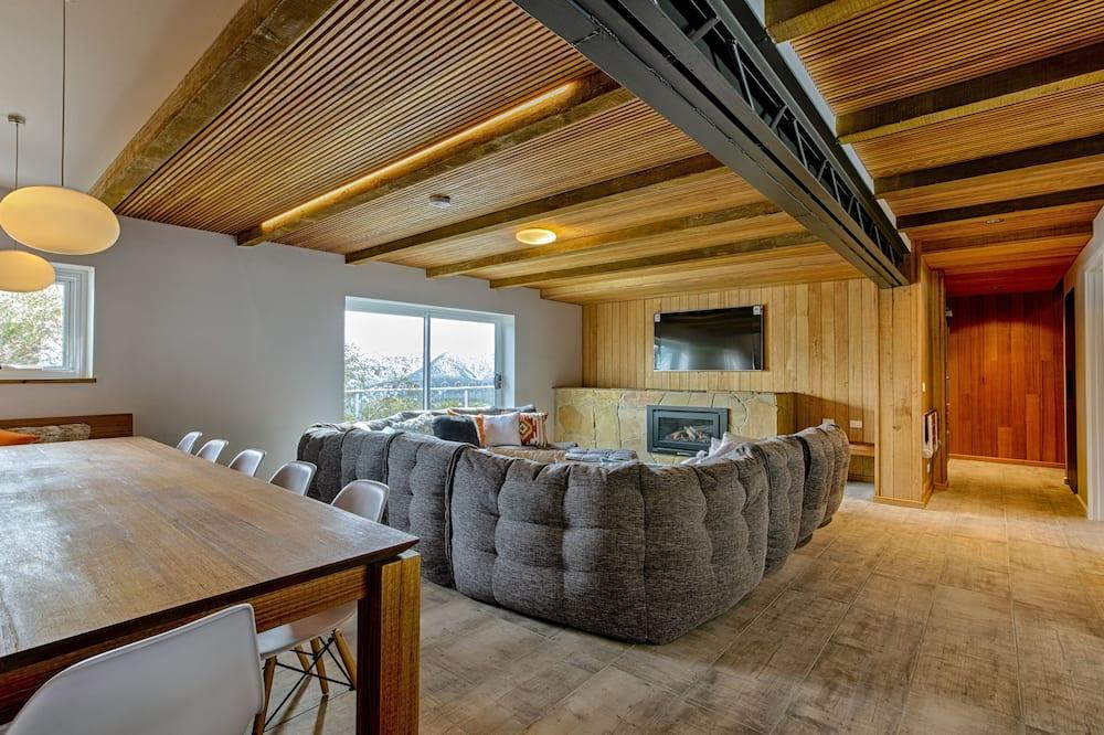 Luxe penthouse, 4 slaapkamers - Woonruimte