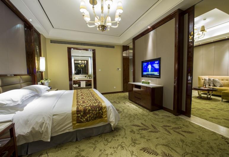 Hangzhou Far East Hotel, Hangzhou, Superior Suite, Guest Room