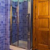 Habitación cuádruple - Ducha en el baño