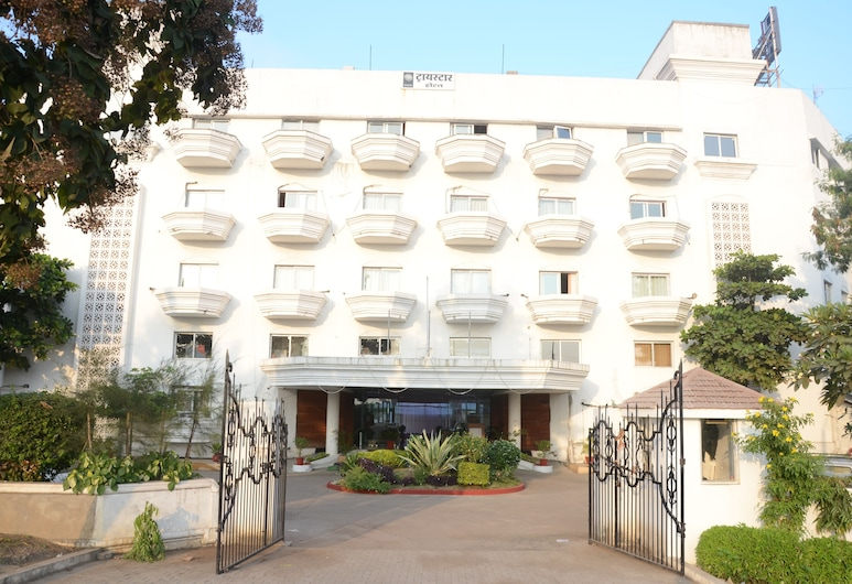 Tristar Hotels, Chandrapur, Hotellin sisäänkäynti