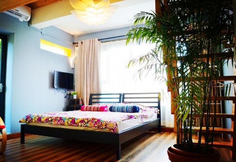 Sharemood Guest House, Shenzhen,  Loft Twin Room , Guest Room