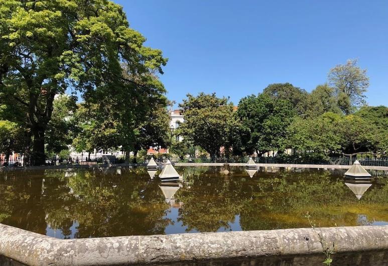 Botanic Views Guest House, Lisbon, Garden