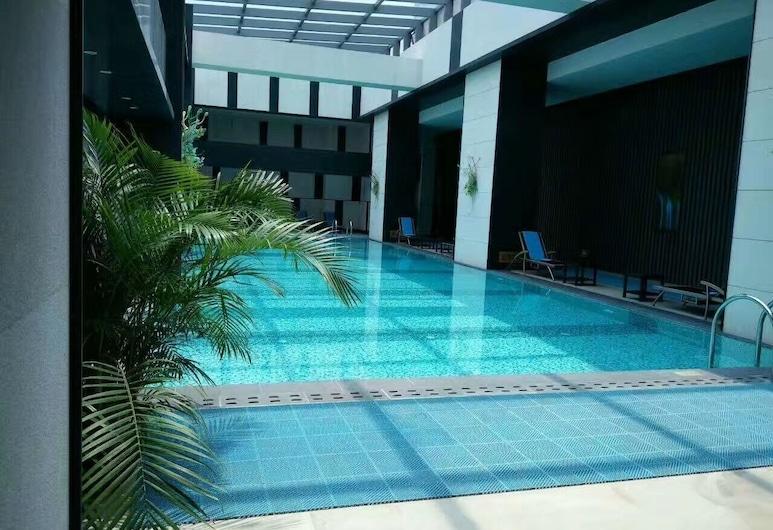 Ximei Continental Hotel Shijiazhuang, Shijiazhuang, Indoor Pool