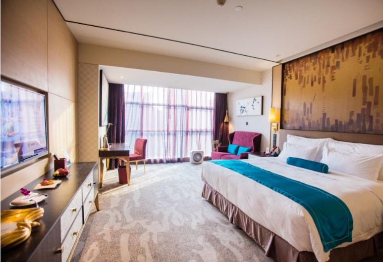 Ximei Continental Hotel Shijiazhuang, Shijiazhuang, Darījumklases divvietīgs numurs, Viesu numurs
