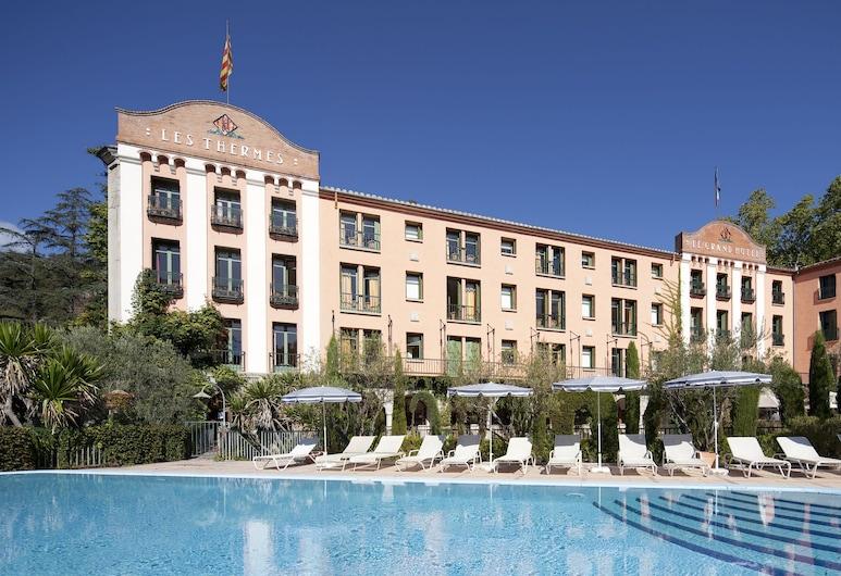 Le Grand Hôtel, Molitg-les-Bains