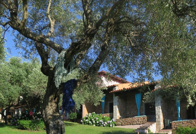 Residence Approdo Verde, San Teodoro, Giardino