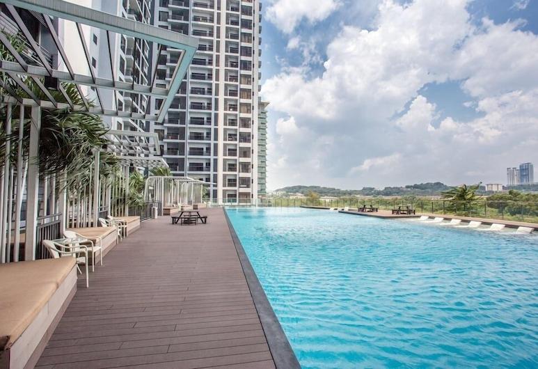 DK City Duplex Residence, Petaling Jaya, Āra baseins
