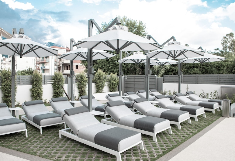 Garden City Resort, Kalamata, Buitenzwembad