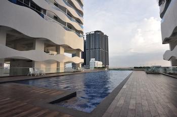 Nuotrauka: InnStay Apartment @ The Wave Melaka, Malaka